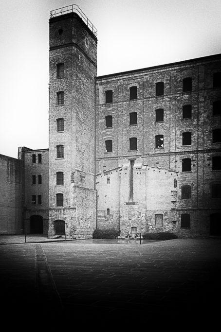 La Risiera di San Sabba, lager nazista, Trieste